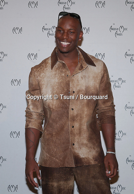 Tyrese in the pressroom at the 29th Annual American Music Awards  at the Shrine Auditorium in Los Angeles  Wednesday, Jan. 9, 2002.            -            Tyrese01C.jpg