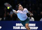 2017 Nitto ATP Tennis Finals Nov 16th