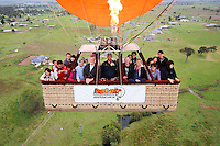 20161010 October 10 Hot Air Balloon Gold Coast