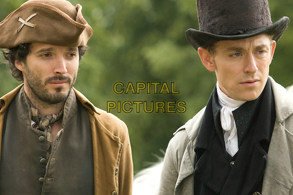 Bret McKenzie, JJ Feild<br /> in Austenland (2013) <br /> *Filmstill - Editorial Use Only*<br /> CAP/NFS<br /> Image supplied by Capital Pictures