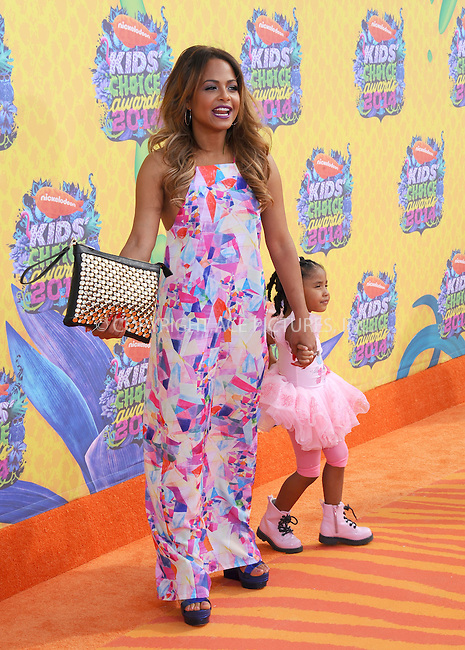WWW.ACEPIXS.COM<br /> <br /> <br /> March 29,2014, Los Angeles,CA<br /> <br /> <br /> Christina Milian arriving at Nickelodeon's 27th Annual Kids' Choice Awards held at USC Galen Center on March 29, 2014 in Los Angeles, California.<br /> <br /> <br /> <br /> By Line: Peter West/ACE Pictures<br /> <br /> ACE Pictures, Inc<br /> Tel: 646 769 0430<br /> Email: info@acepixs.com