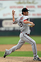 Tom Layne - Scottsdale Scorpions, 2009 Arizona Fall League.Photo by:  Bill Mitchell/Four Seam Images..