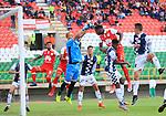 Boyacá Chicó venció 3-1 a Independiente Santa Fe. Fecha 10 Liga Águila I-2018.