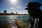Beach of Las Canteras. Las Palmas de Gran Canaria. ©Juan Naharro Gimenez