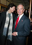 Mayor Michael Bloomberg at the Opening Night of the Broadway Musical Revival of GYPSY at the Shubert Theatre, New York City. .May 1, 2003..© Walter McBride / , USA.