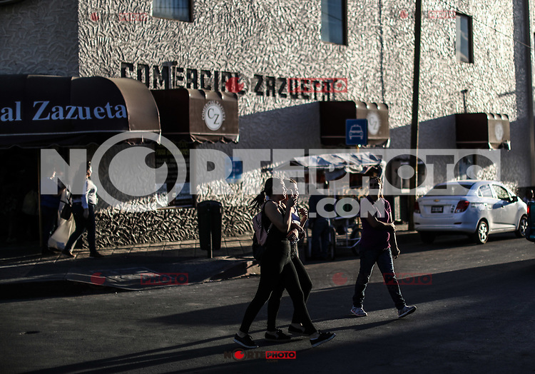 vida cotidiana, fotografia callejera<br /> daily life, Everyday life,  street photography<br /> (Photo:Luis Gutierrez/NortePhoto)