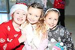 St Oliver's NS Santa Visit