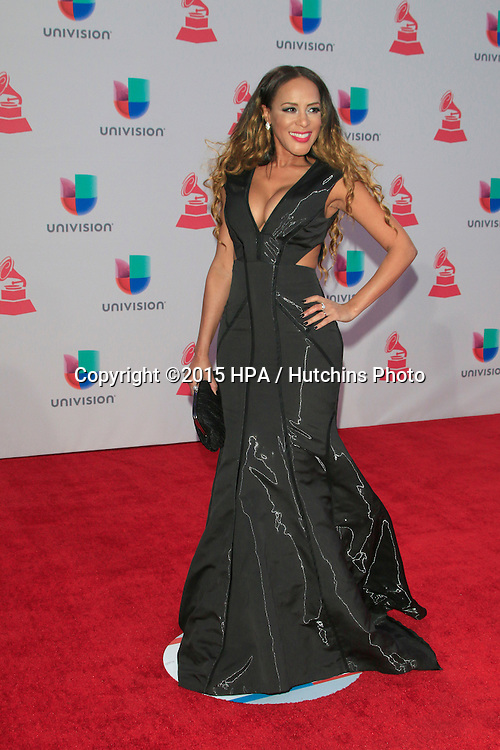 LAS VEGAS - NOV 19:  Marger Sealey, MG at the 16th Latin GRAMMY Awards at the MGM Grand Garden Arena on November 19, 2015 in Las Vegas, NV