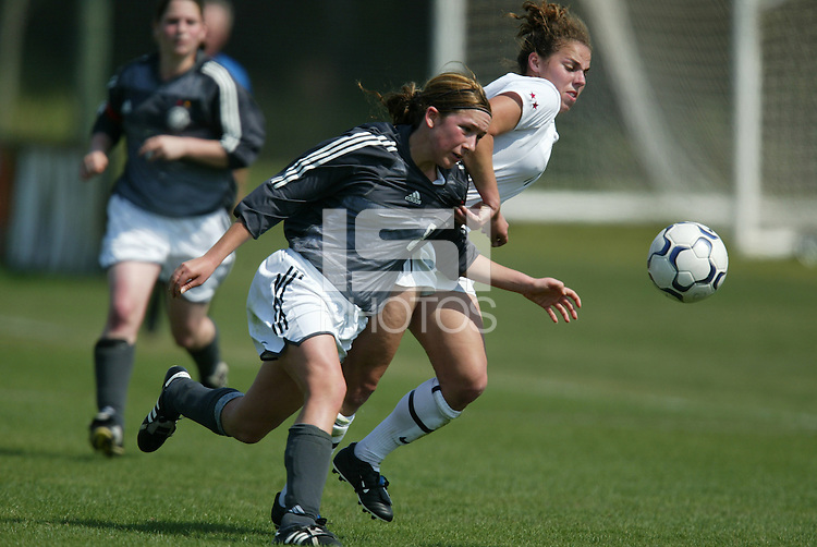 Marihelen Tomer, U-17 US WNT, March 12, 2004