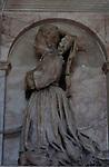 Church of Saint Mary, Chilton, Suffolk, England, UK - Crane monument memorial detail