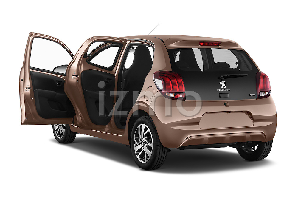 Car images of a 2014 Peugeot 108 Allure 5 Door Micro Car 2WD Doors