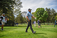 Tyrrell Hatton (ENG) heads down 12 during round 2 of the World Golf Championships, Mexico, Club De Golf Chapultepec, Mexico City, Mexico. 2/22/2019.<br /> Picture: Golffile | Ken Murray<br /> <br /> <br /> All photo usage must carry mandatory copyright credit (&copy; Golffile | Ken Murray)
