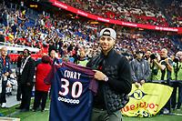 Stephen Curry<br /> Parigi 25-08-2017 <br /> PSG Paris Saint Germain - Saint Etienne <br /> Calcio Ligue 1 2017/2018 <br /> Foto Caillet/Panoramic/insidefoto