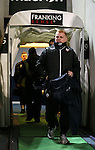 Neil Lennon manager of Bolton Wanderers walks out of the tunnel - FA Cup Fourth Round replay - Bolton Wanderers vs Liverpool - Macron Stadium  - Bolton - England - 4th February 2015 - Picture Simon Bellis/Sportimage