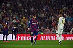 FC Barcelona's forwar Lionel Messi during La Liga match. Mar 01, 2020. (ALTERPHOTOS/Manu R.B.)