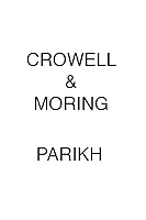 Crowell & Moring PARIKH