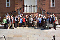 Yale Divinity School Convocation & Reunions - Class of 1957 Classmates with partners