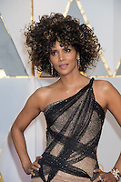 www.acepixs.com<br /> <br /> February 26 2017, Hollywood CA<br /> <br /> Halle Berry arriving at the 89th Annual Academy Awards at Hollywood &amp; Highland Center on February 26, 2017 in Hollywood, California.<br /> <br /> By Line: Z17/ACE Pictures<br /> <br /> <br /> ACE Pictures Inc<br /> Tel: 6467670430<br /> Email: info@acepixs.com<br /> www.acepixs.com