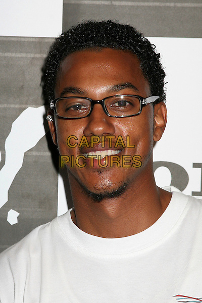 WESLEY JONATHAN.Pre-Emmy Fashion Fundraiser for The Rowell Foster Children's Positive Plan Foundation, Santa Monica, California, USA..August 24th, 2006.Ref: ADM/BP.headshot portrait glasses.www.capitalpictures.com.sales@capitalpictures.com.©Byron Purvis/AdMedia/Capital Pictures.