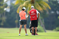 SINGAPORE - MARCH 02: Jeong Eun Lee of South Korea on the 2nd fairway during the third round of the HSBC Women's World Championship 2019 at Sentosa Golf Club - Tanjong Course, Singapore on March 02, 2019.<br /> .<br /> .<br /> .<br /> (Photo by: Naratip Golf Srisupab/SEALs Sports Images)<br /> .<br /> Any image use must include a mandatory credit line adjacent to the content which should read: Naratip Golf Srisupab/SEALs Sports Images