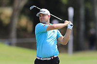 Louis De Jager (RSA) on the 9th fairway during Round 3 of the Australian PGA Championship at  RACV Royal Pines Resort, Gold Coast, Queensland, Australia. 21/12/2019.<br /> Picture Thos Caffrey / Golffile.ie<br /> <br /> All photo usage must carry mandatory copyright credit (© Golffile | Thos Caffrey)