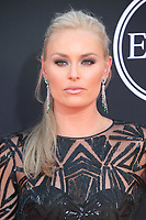 LOS ANGELES, CA - JULY 12: Lindsey Vonn at The 25th ESPYS at the Microsoft Theatre in Los Angeles, California on July 12, 2017. Credit: Faye Sadou/MediaPunch