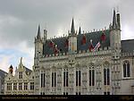 Bruges: Burg Square