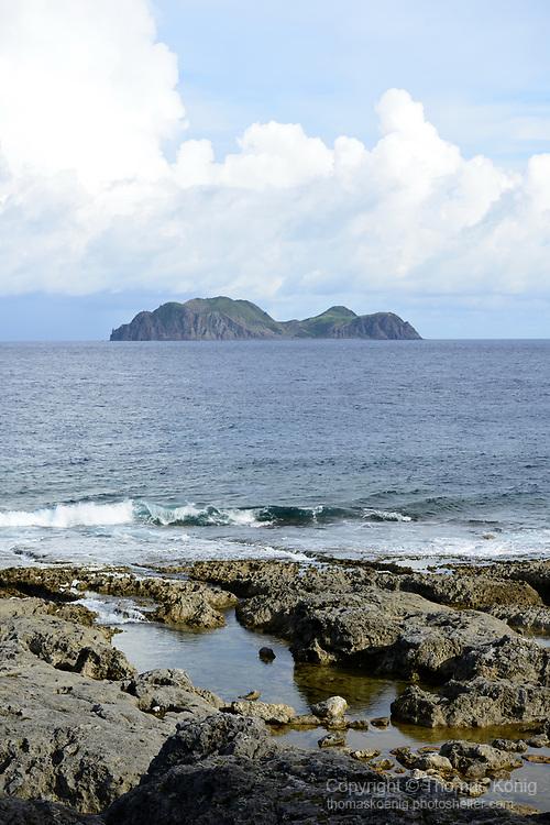 Orchid Island (蘭嶼), Taiwan --Uninhabited 'Little Orchid Island' to the south of Orchid Island proper.