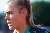 20191027 - Boreham Wood: Arsenal's Jill Rood is pictured before the Barclays FA Women's Super League match between Arsenal Women and Manchester City Women on October 27, 2019 at Boreham Wood FC, England. PHOTO:  SPORTPIX.BE | SEVIL OKTEM