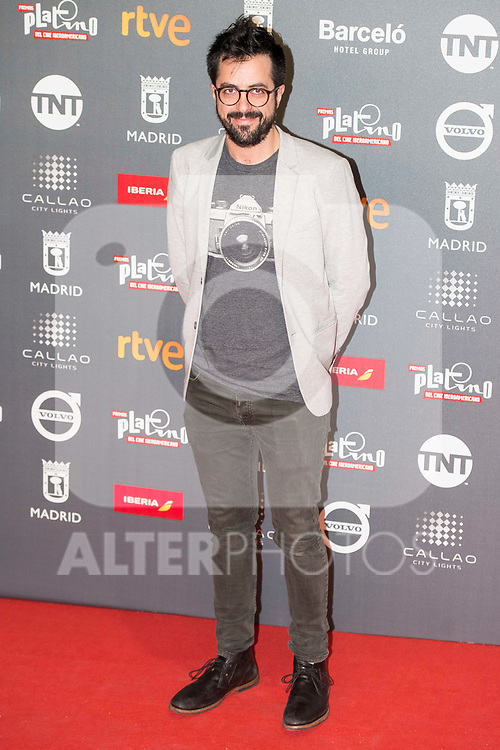 Pablo Chemor attends to welcome party photocall of Platino Awards 2017 at Callao Cinemas in Madrid, July 20, 2017. Spain.<br /> (ALTERPHOTOS/BorjaB.Hojas)
