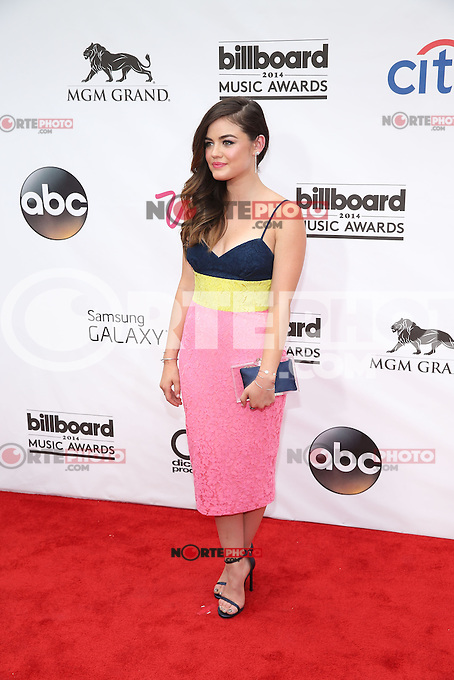 LAS VEGAS, NV - May 18 : Lucy Hale pictured at 2014 Billboard Music Awards at MGM Grand in Las Vegas, NV on May 18, 2014. ©EK/Starlitepics