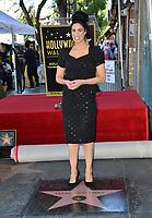 Sarah Silverman Star Ceremony