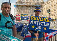 Brexit around Westminster - 23.05.2019