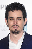 Damien Chazelle at the 2017 BAFTA Film Awards Nominees party held at Kensington Palace, London, UK. <br /> 11 February  2017<br /> Picture: Steve Vas/Featureflash/SilverHub 0208 004 5359 sales@silverhubmedia.com