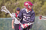 Manhattan Beach, CA 02-11-17 - \s29\ in action during the MCLA non-conference game between LMU (SLC) and Santa Clara (WCLL).  Santa Clara defeated LMU 18-3.
