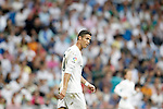 Real Madrid's Cristiano Ronaldo during La Liga match. September 26,2015. (ALTERPHOTOS/Acero)