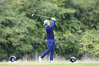 Juan Sarasti (ESP) on the 15th tee during Round 4 of the Bridgestone Challenge 2017 at the Luton Hoo Hotel Golf &amp; Spa, Luton, Bedfordshire, England. 10/09/2017<br /> Picture: Golffile | Thos Caffrey<br /> <br /> <br /> All photo usage must carry mandatory copyright credit     (&copy; Golffile | Thos Caffrey)