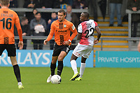Cheye Alexander during Barnet vs Woking, Vanarama National League Football at the Hive Stadium on 12th October 2019