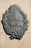 URUGUAY - Montevideo, national symbol