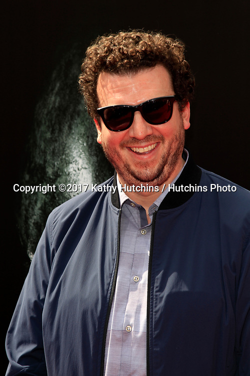LOS ANGELES - MAY 17:  Danny McBride at the Ridley Scott Hand and Foot Print Ceremony at the TCL Chinese Theater on May 17, 2017 in Los Angeles, CA