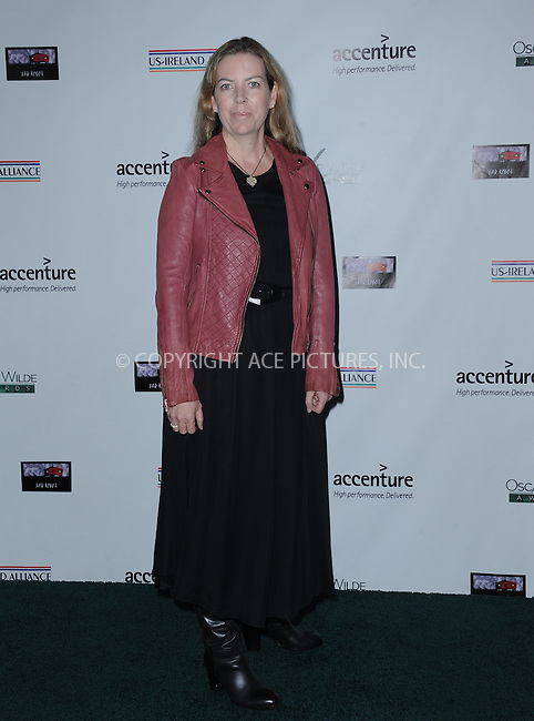 WWW.ACEPIXS.COM<br /> <br /> February 19 2015, LA<br /> <br /> Una Fox arriving at the US-Ireland Alliance Pre-Academy Awards event at Bad Robot on February 19, 2015 in Santa Monica, California. <br /> <br /> <br /> By Line: Peter West/ACE Pictures<br /> <br /> <br /> ACE Pictures, Inc.<br /> tel: 646 769 0430<br /> Email: info@acepixs.com<br /> www.acepixs.com