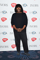 Joan Armatrading<br /> at The Ivor Novello Awards 2017, Grosvenor House Hotel, London. <br /> <br /> <br /> &copy;Ash Knotek  D3267  18/05/2017