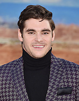 "WESTWOOD, CA - OCTOBER 07: RJ Mitte attends the premiere of Netflix's ""El Camino: A Breaking Bad Movie"" at Regency Village Theatre on October 07, 2019 in Westwood, California.<br /> CAP/ROT/TM<br /> ©TM/ROT/Capital Pictures"