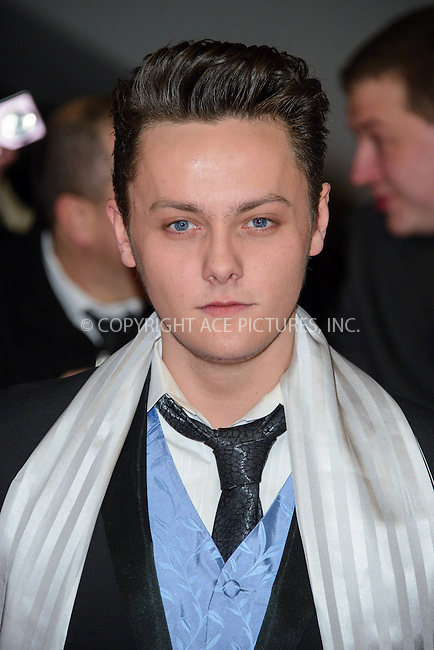 WWW.ACEPIXS.COM<br /> <br /> January 20 2015, London<br /> <br /> Tyger Drew-Honey attends the National Television Awards at the O2 Arena on January 21 2015 in London<br /> <br /> <br /> By Line: Famous/ACE Pictures<br /> <br /> <br /> ACE Pictures, Inc.<br /> tel: 646 769 0430<br /> Email: info@acepixs.com<br /> www.acepixs.com