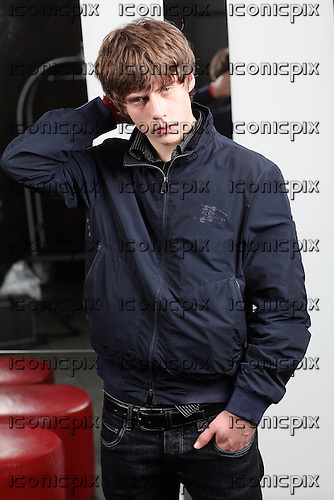 JAKE BUGG - portrait photosession in Paris France - 12 Nov 2012.  Photo credit: Manon Violence/Dalle/IconicPix **UK ONLY**