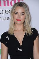 12 September  2017 - West Hollywood, California - Rebecca Rittenhouse. &quot;The Mindy Project&quot; Final Season Premiere Party held at Microsoft Theatre L.A. Live in West Hollywood. <br /> CAP/ADM/BT<br /> &copy;BT/ADM/Capital Pictures