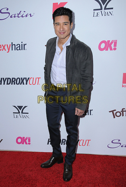22 February 2017 - West Hollywood, California - Mario Lopez.  2017 OK! Magazine's Pre-Oscar Event held at Nightingale Plaza. <br /> CAP/ADM/BT<br /> &copy;BT/ADM/Capital Pictures