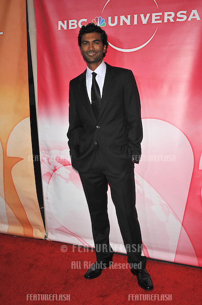 "Sendhil Ramamurthy - star of ""Covert Affairs"" - at NBC Universal TV Summer Press Tour Party in Beverly Hills. .July 30, 2010  Los Angeles, CA.Picture: Paul Smith / Featureflash"