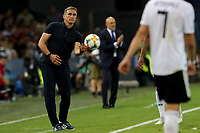 Germany coach Stefan Kuntz  gestures<br /> Udine 30-06-2019 Stadio Friuli <br /> Football UEFA Under 21 Championship Italy 2019<br /> final<br /> Spain - Germany<br /> Photo Cesare Purini / Insidefoto