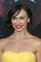 Karina Smirnoff at the premiere of Columbia Pictures' 'The Amazing Spider-Man' at the Regency Village Theatre on June 28, 2012 in Westwood, California. © mpi22/MediaPunch Inc. *NORTEPHOTO.COM*<br />